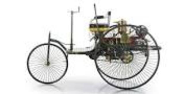 primer motor a combustión interna