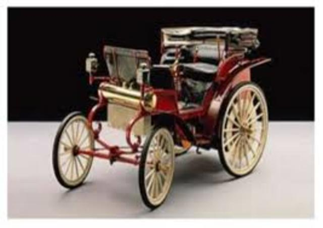 vehiculo con motor bicilindrico