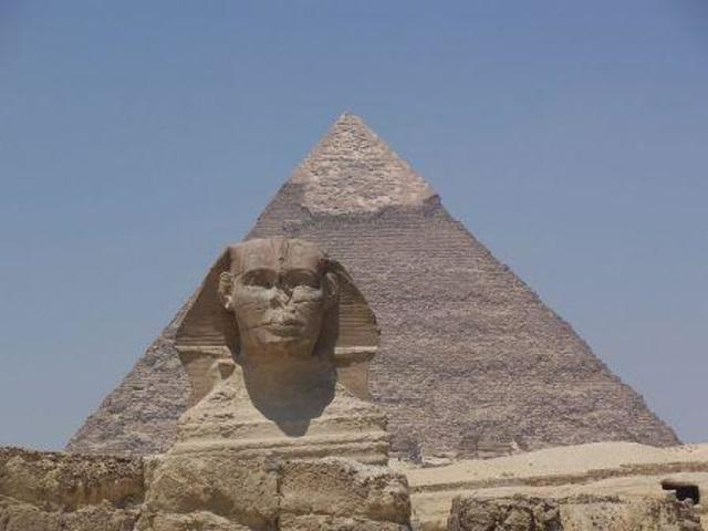 The Old Kingdom begins in Egypt
