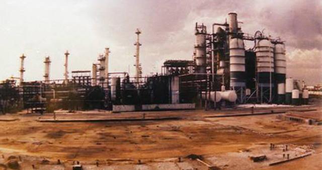 Ley orgánica de la industria petrolera
