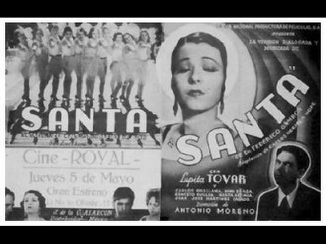 "Película ""Santa"""