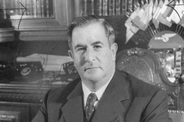 Manuel Ávila Camacho a la presidencia