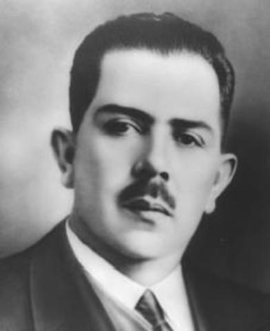Lázaro Cárdenas gana las elecciones presidenciales.
