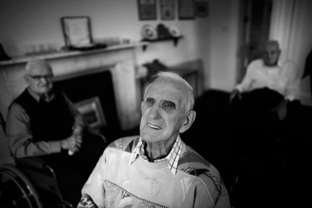 Great Grandpap Dies