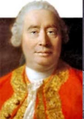David Hume  y método científico