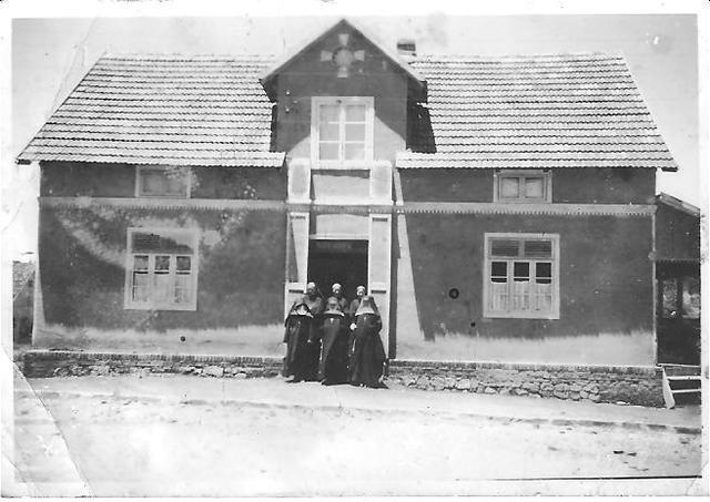 A irmãs Bernardinas Franciscanas