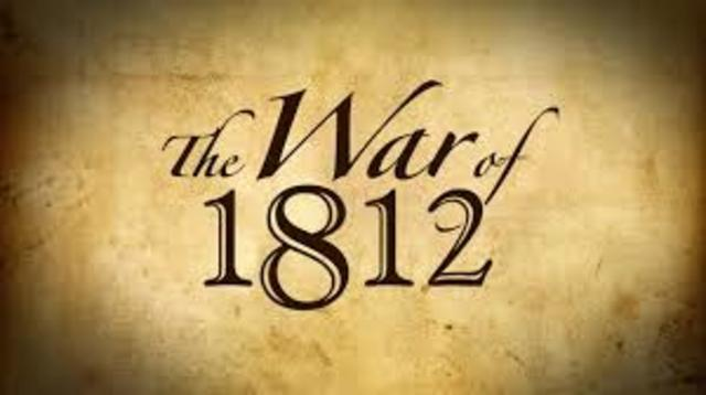 The Declaration of The War of 1812