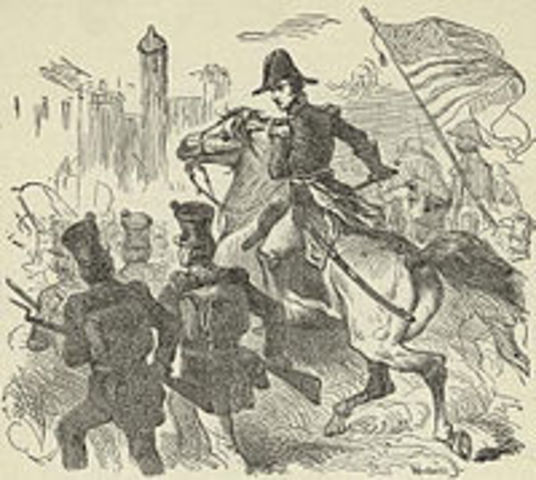 The Battle of Pensacola
