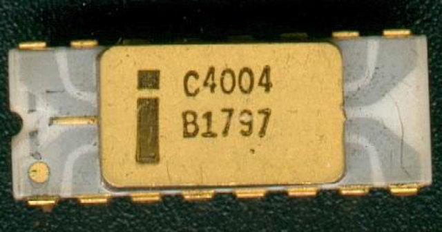 Микропроцессор «Intel 4004»