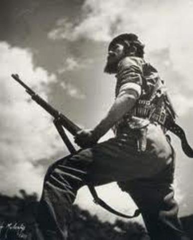 Ιδρύεται ο ΕΛΑΣ (Ελληνικός Απελευθερωτικός Στρατός)