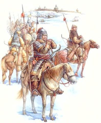 «Слово о погибели Русской земли после смерти великого князя Ярослава»
