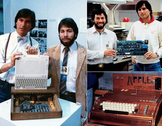 Apple I.