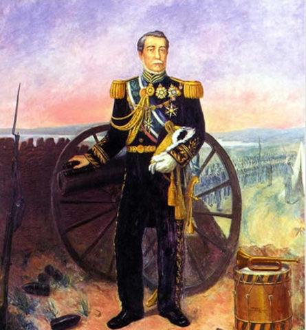 Marechal Luís Alves de Lima e Silva, Duque de Caxias