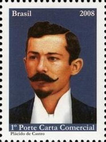 Coronel José Plácido de Castro