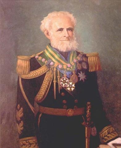 Almirante Joaquim Marques Lisboa, marquês de Tamandaré