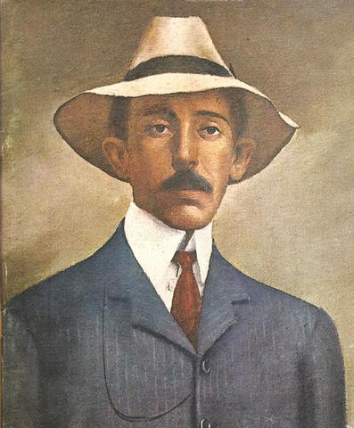 Marechal-do-ar Alberto Santos Dumont
