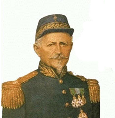Brigadeiro Antônio de Sampaio