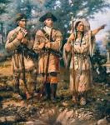 Lewis and Clark Journey