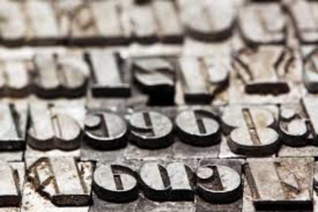 El libro tipográfico