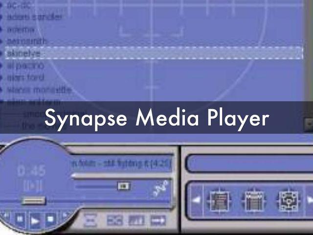 Lanzo Synapse Media Player