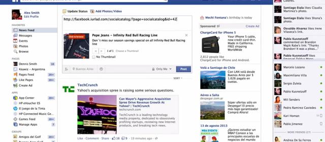 Lanza la nueva plataforma de Facebook