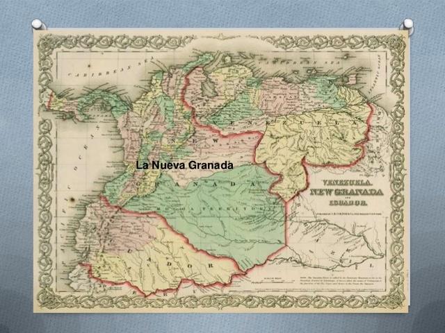La republica de la nueva granada constitucion de 1832