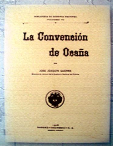 Convenccion de Ocaña
