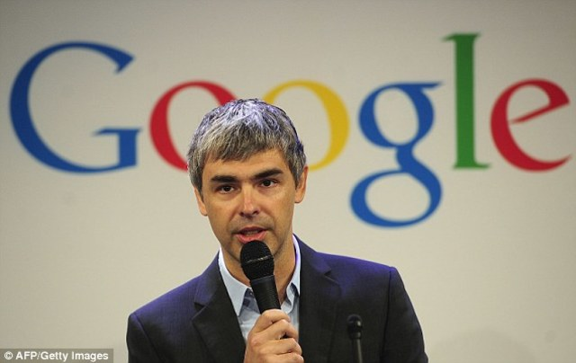 Larry Page CEO