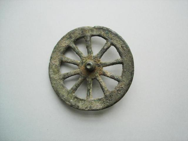 roue de l'age du fer