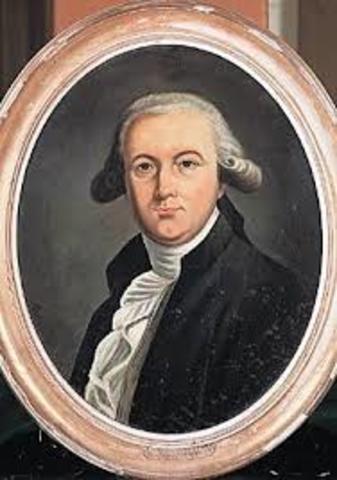 Valentín Haüy (1745-1822) fundó la primera institución educativa para ciegos (París, 1784).