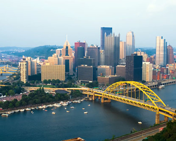 Half the family moves to Pittsburgh