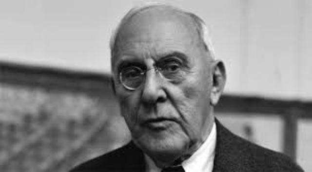 Josef Hoffmann †