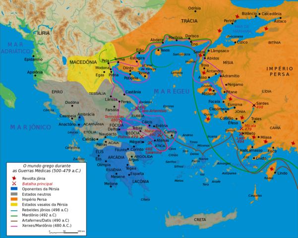 Período das Hegemonias