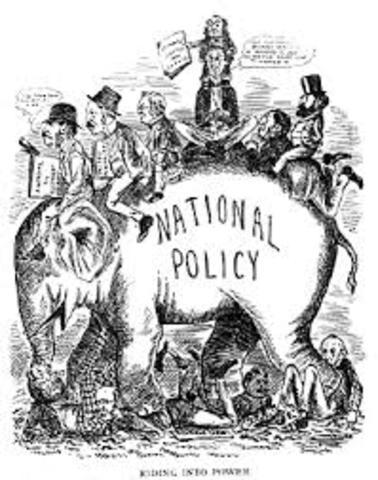 Macdonald's National Policy