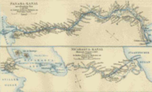 Fracaso del Canal Francés 1882-1889
