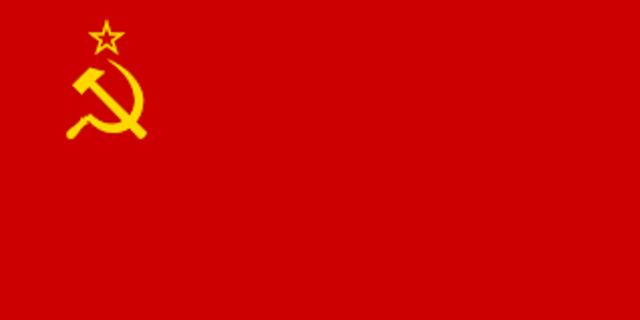 Sovjetunionen blir til