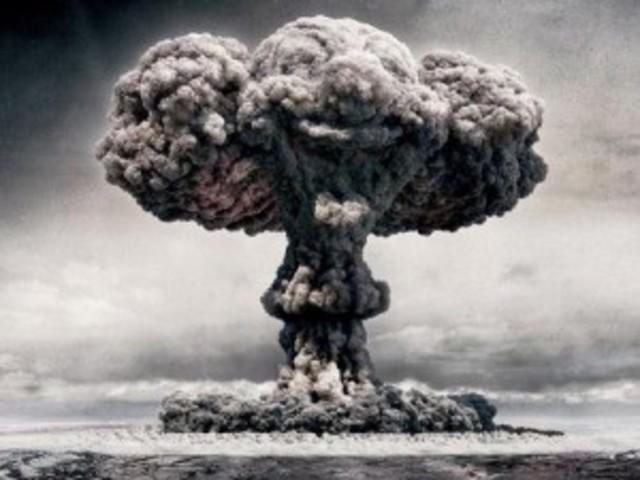 Første atomsprengning av Sovjetunionen