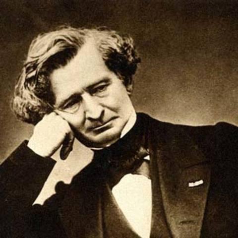 (1803-1869) Hector Berlioz (Francesa)