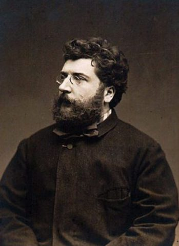 (1838-1875) Georges Bizet (Francesa)