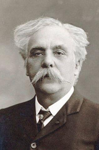 (1845-1924) Gabril Fauré (Francesa)