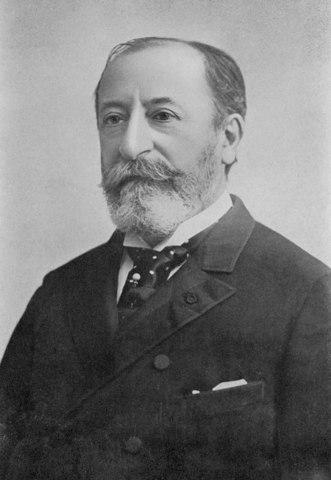 (1835-1921) Camille Saint-Saëns (Francesa)