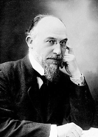 (1866-1925) Erik Satie (Francesa)