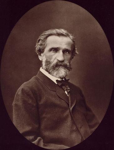(1813-1901) Giuseppe Verdi (Italiana)