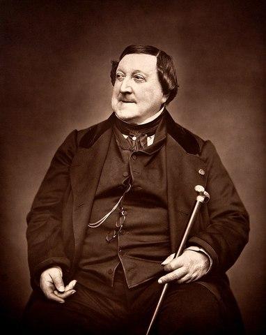(1792-1868) Gioachino Rossini (Italiana)