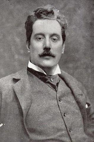 (1858-1924) Giacomo Puccini (Italiana)
