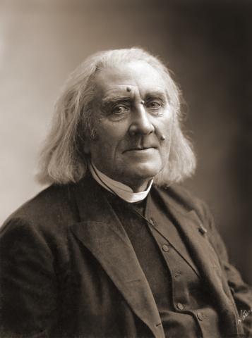 (1811-1866) Franz Liszt (Germánica)
