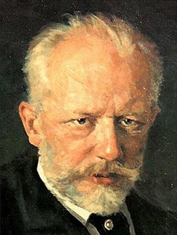 (1840-1893) Piotr Ilich Chaikovski