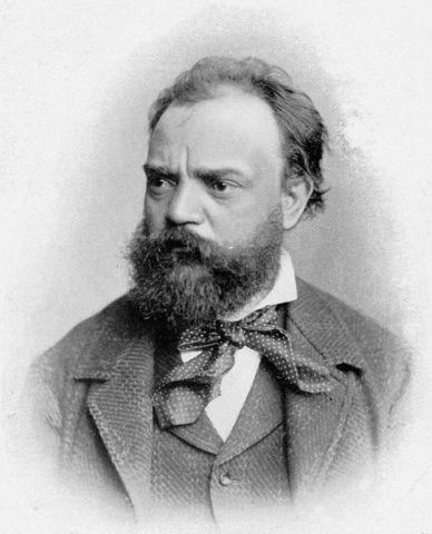 (1841-1904) Antonín Dvořák (Eslava)