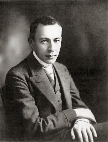 (1873-1943) Serguéi Rajmáninov