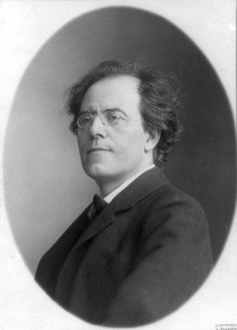 (1860-1911) Gustav Mahler (Eslava- Germánica)